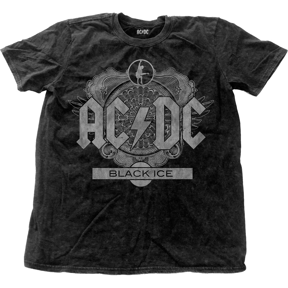 AC/DC - Black Ice (Snow Washed)