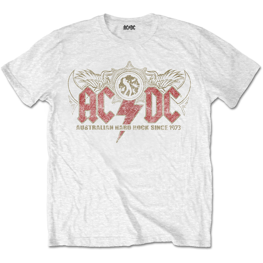 AC/DC - Oz Rock White