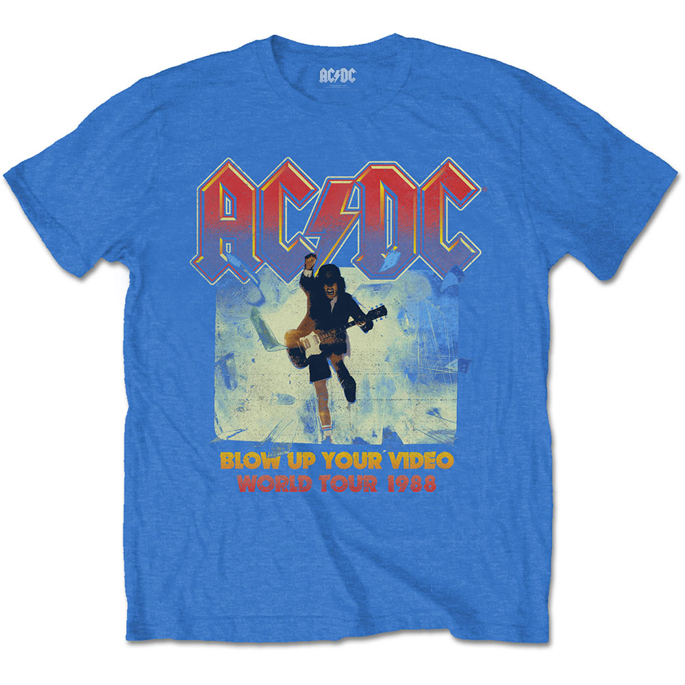AC/DC - Blow Up Your Video Blue