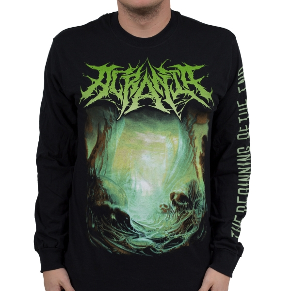 Acrania - The Beginning Of The End (Black)