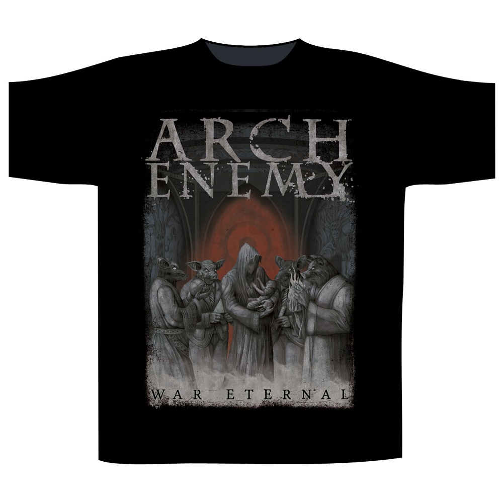 Arch Enemy - War Eternal (Black)