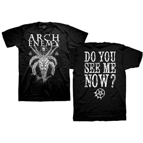 Arch Enemy - Do You See Me Now (Black)