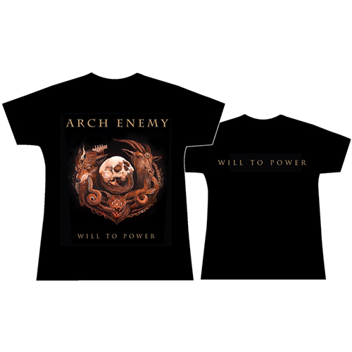 Arch Enemy - Will To Power (Ladies)