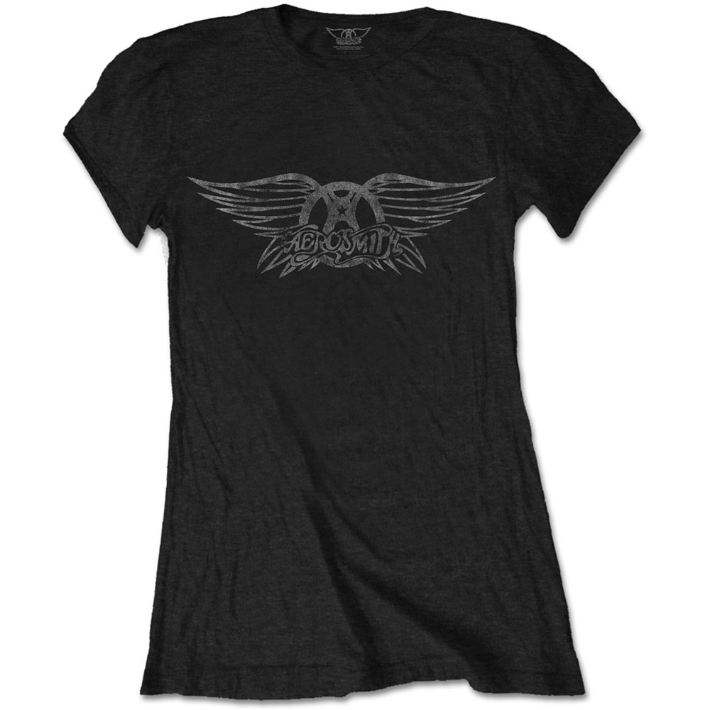 Aerosmith - Vintage Logo (Ladies)