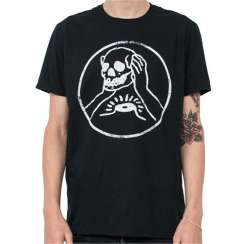 Against Me - Skull (Black)