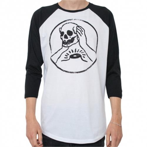 Against Me - Skull (Black/White)