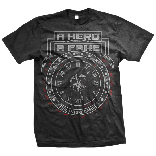 A Hero A Fake - The Future Again (Black)