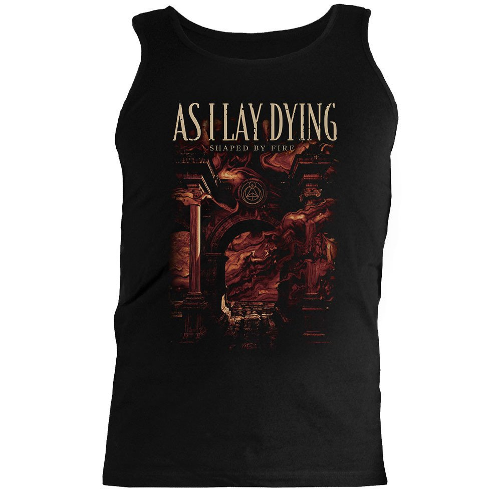 As I Lay Dying - Shaped By Fire (Tanktop)