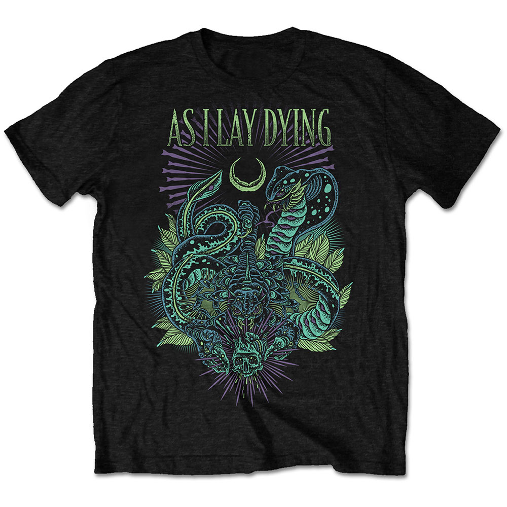 As I Lay Dying - Cobra Tee