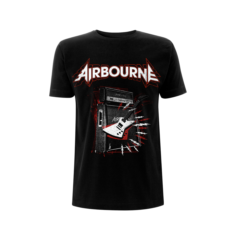 Airbourne - No Ballads (Black)
