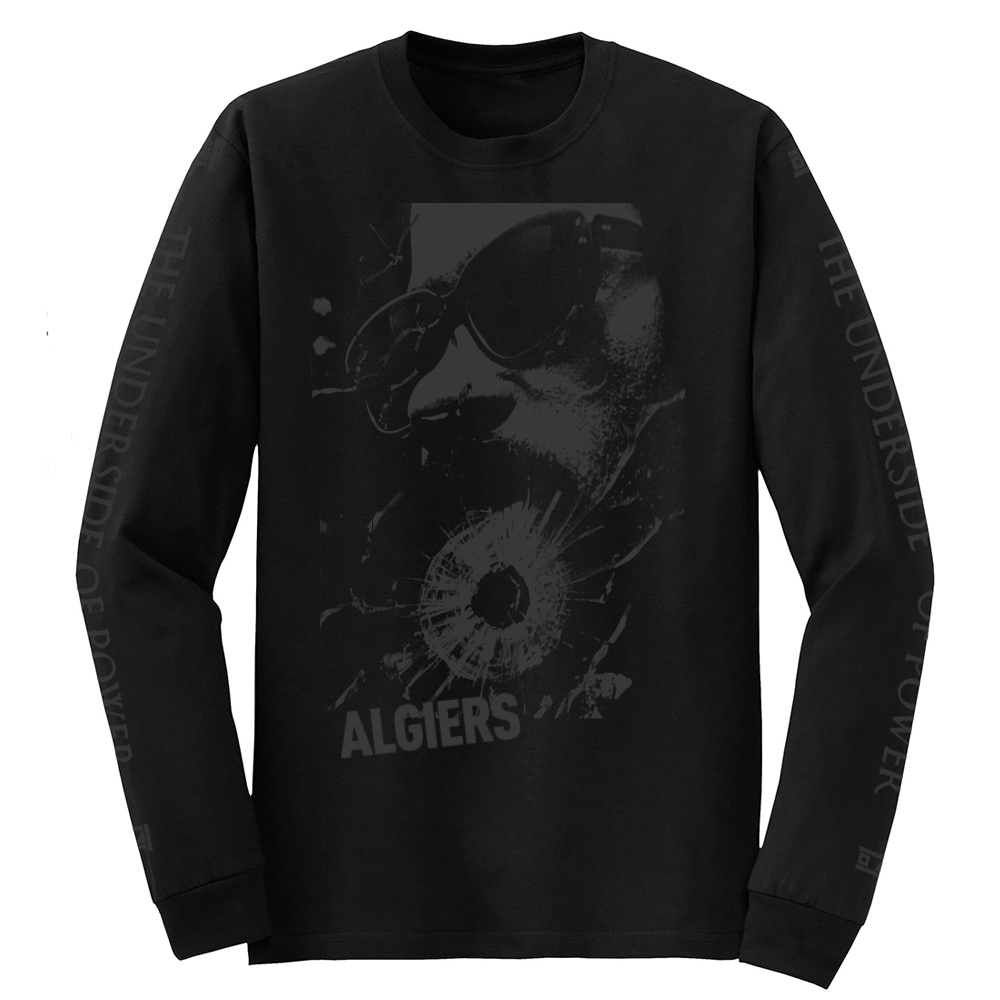 Algiers - Shattered Glass Long Sleeve T-Shirt