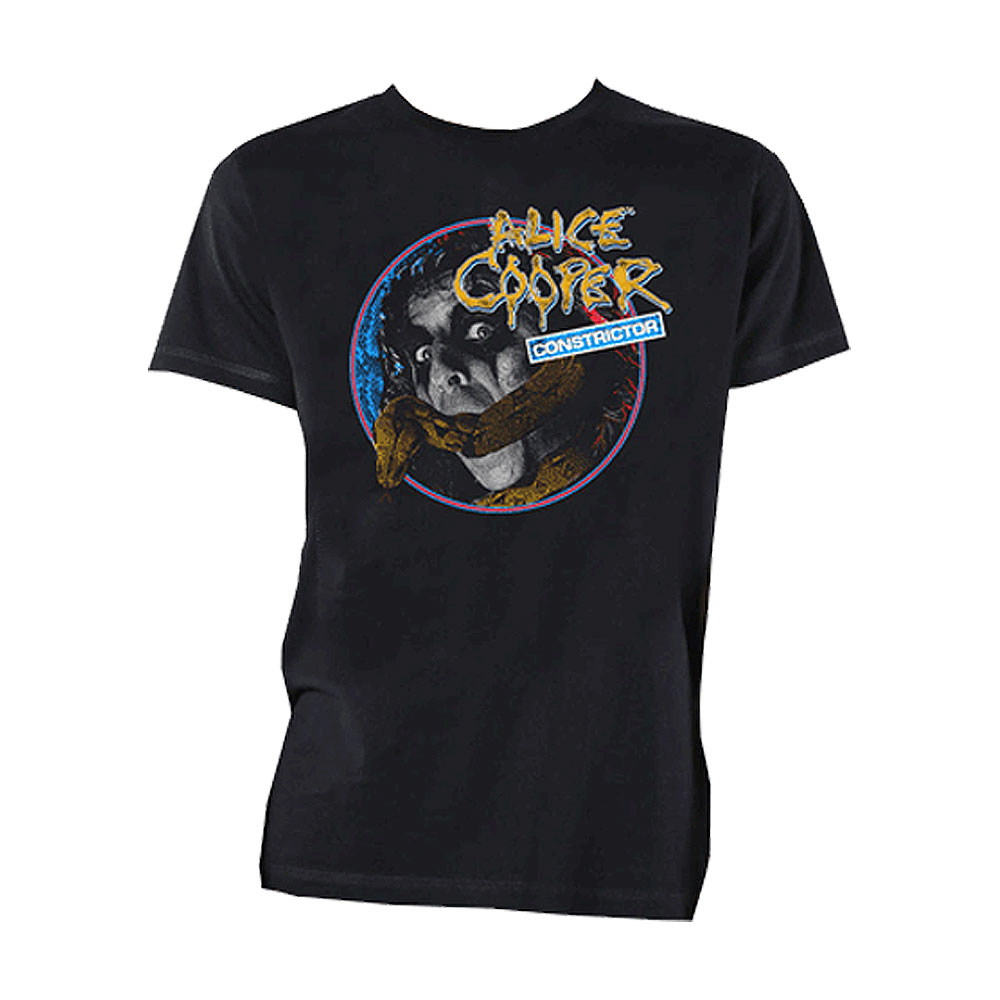 Alice Cooper - Constrictor 30th Anniversary (Black)