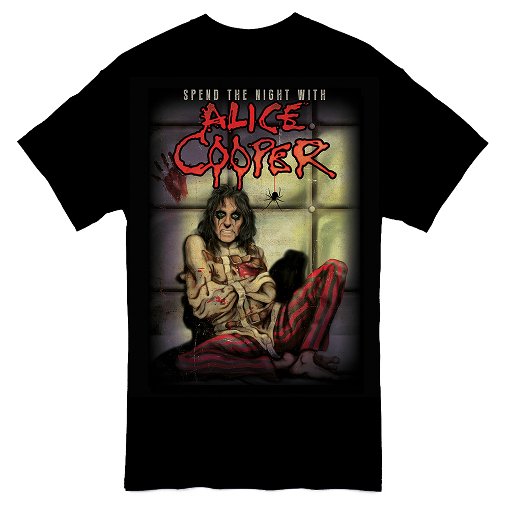 Alice Cooper - Spend The Night Straight Jacket