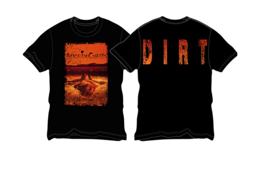 Alice In Chains - Dirt (Black)