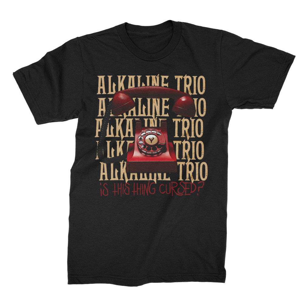 Alkaline Trio - Is This Thing Cursed Repeater (Black)