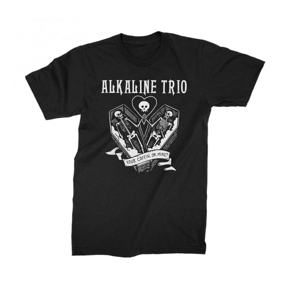 Alkaline Trio - Your Coffin Or Mine
