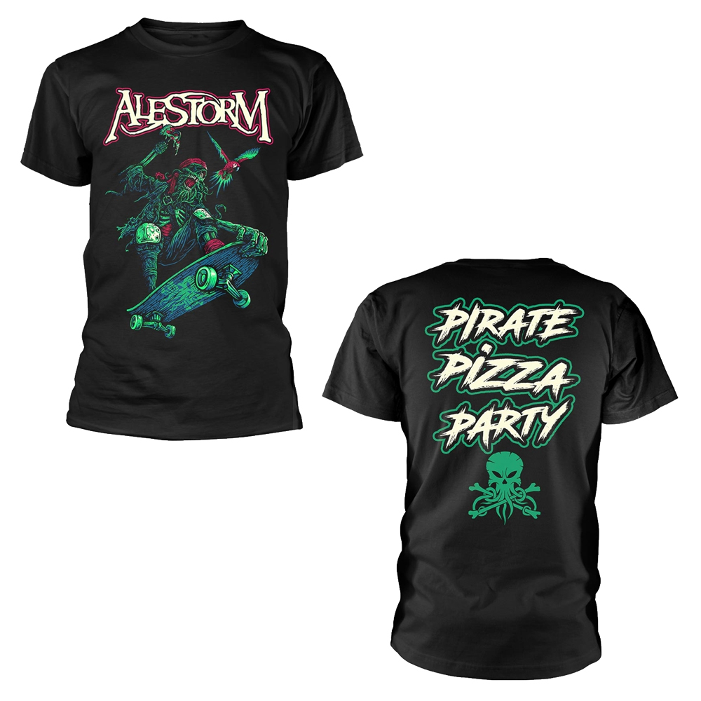 Alestorm - Pirate Pizza Party