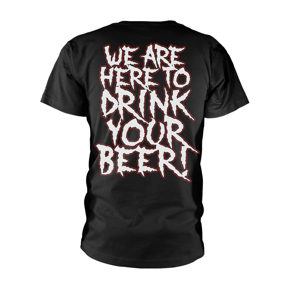 Alestorm - We Are Here To Drink Your Beer!