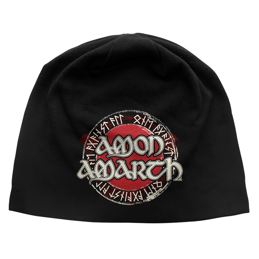 Amon Amarth - One Against All (Discharge Beanie Hat)