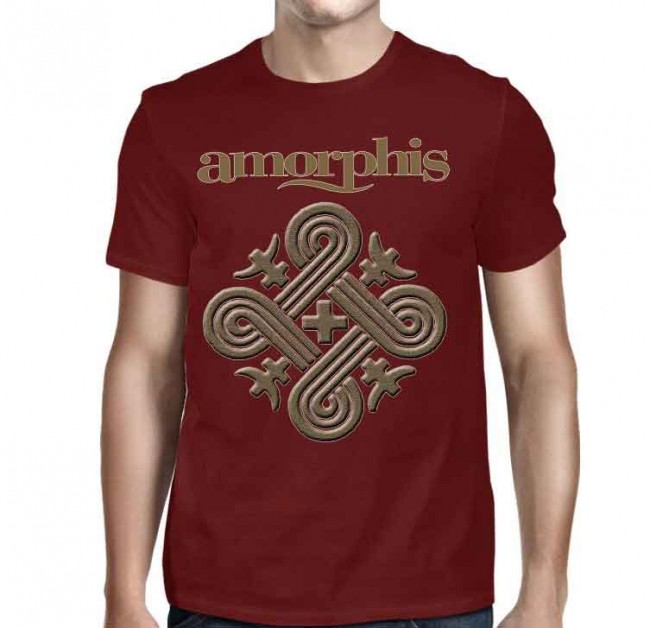 Amorphis - Red Cloud Diamond (Red)