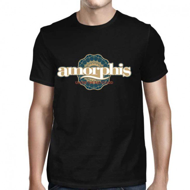 Amorphis - Red Cloud Sun (Black)