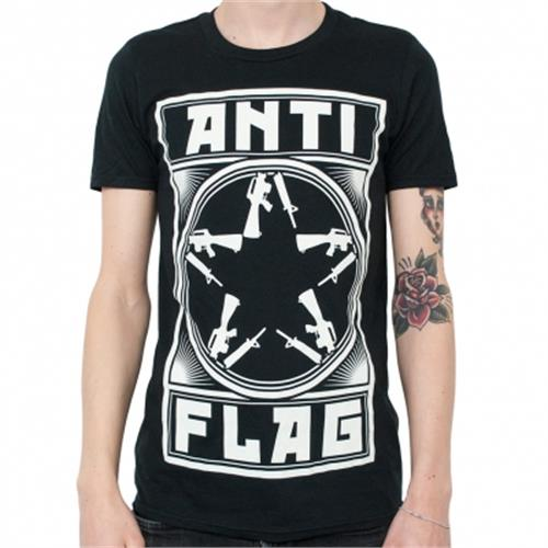 Anti-Flag - New Gunstar (Black)