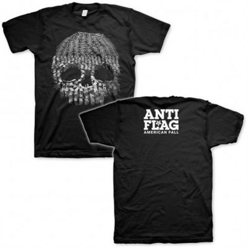 Anti-Flag - Money Skull (Black)