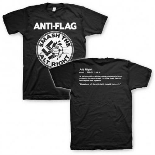 Anti-Flag - Smash The Alt Right   (Black)
