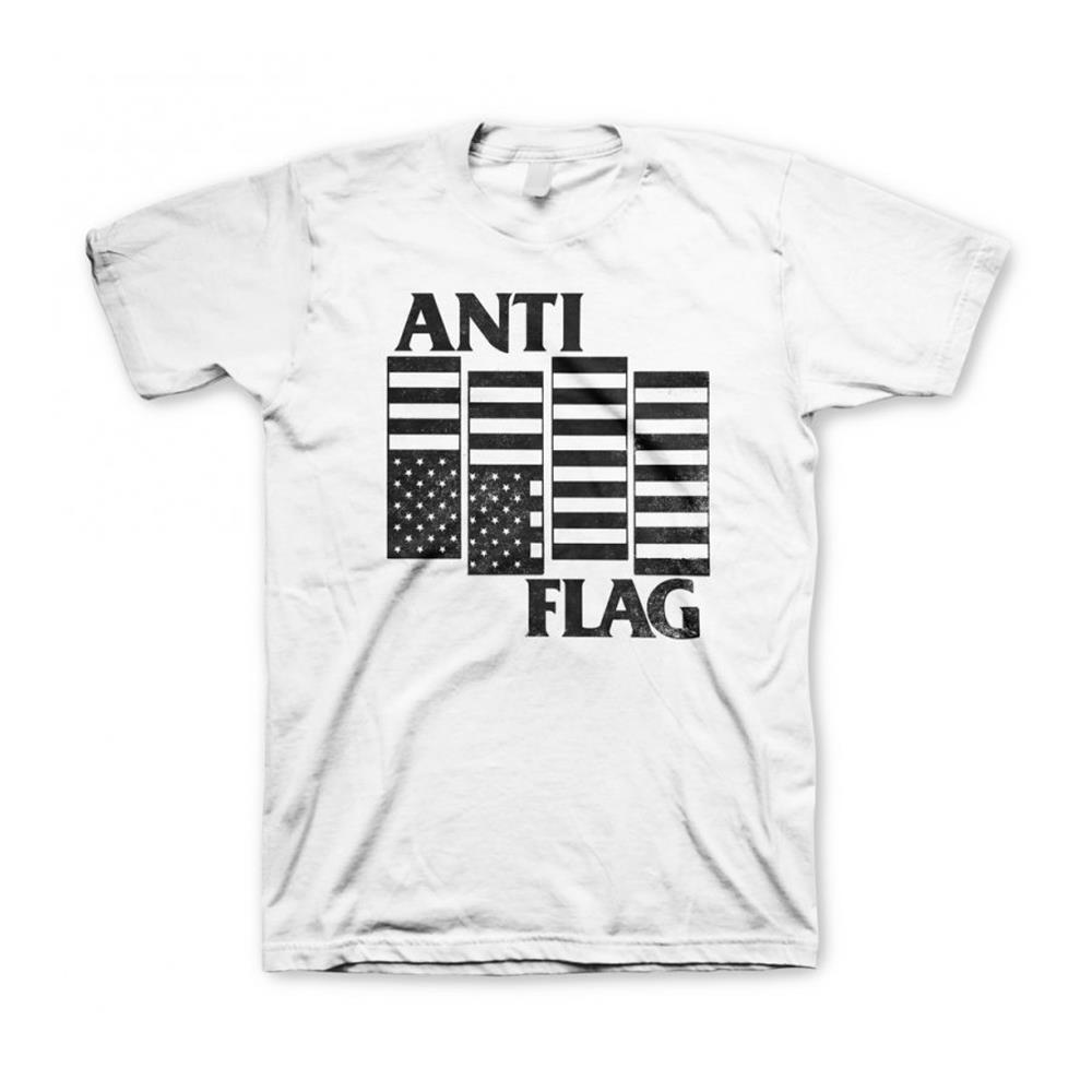 Anti-Flag - Black Flag (White)