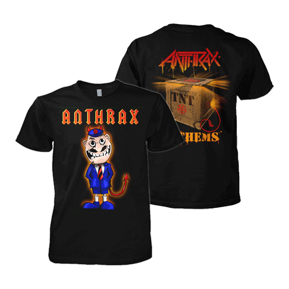 Anthrax - Anthems TNT (Backprint)