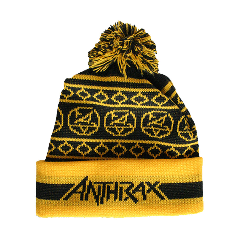 Anthrax - Bobble Hat