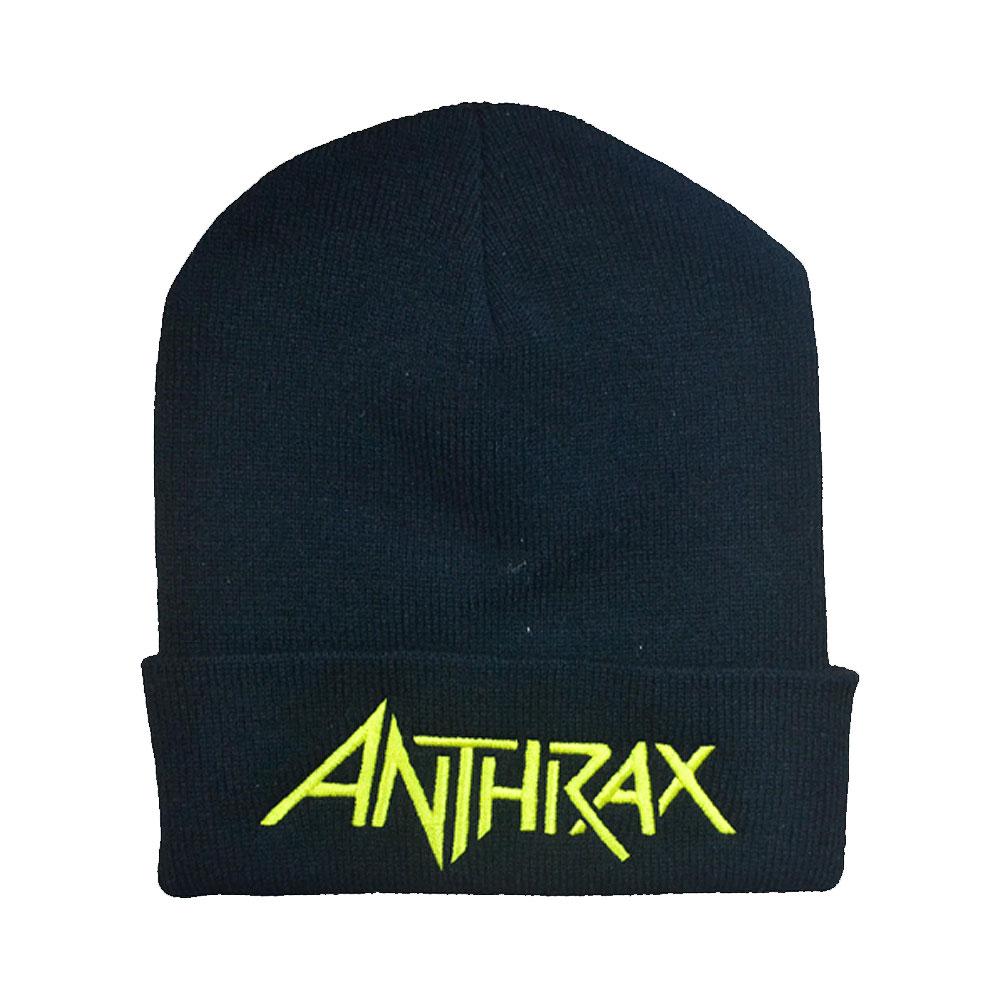 Anthrax Logo Beanie