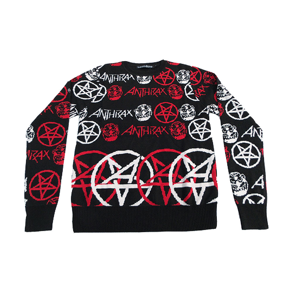 Anthrax - The Anthrax Christmas Jumper