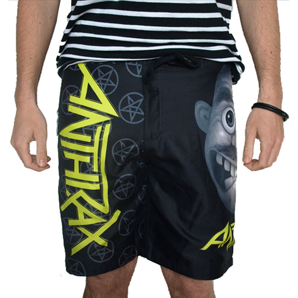 Anthrax - Swimming Shorts