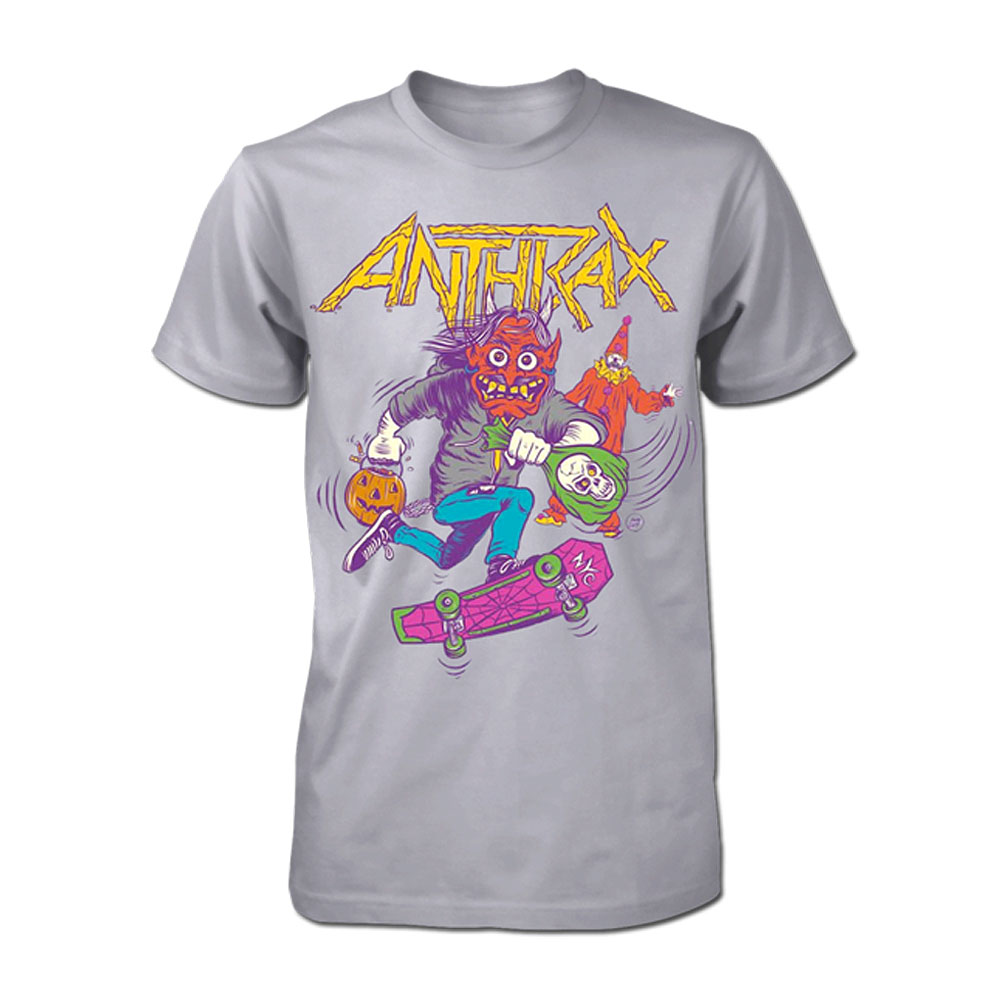 Anthrax - Halloween