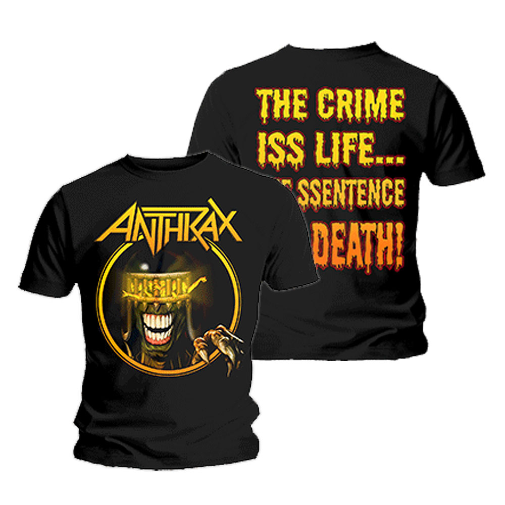 Anthrax - Worship Judge Death