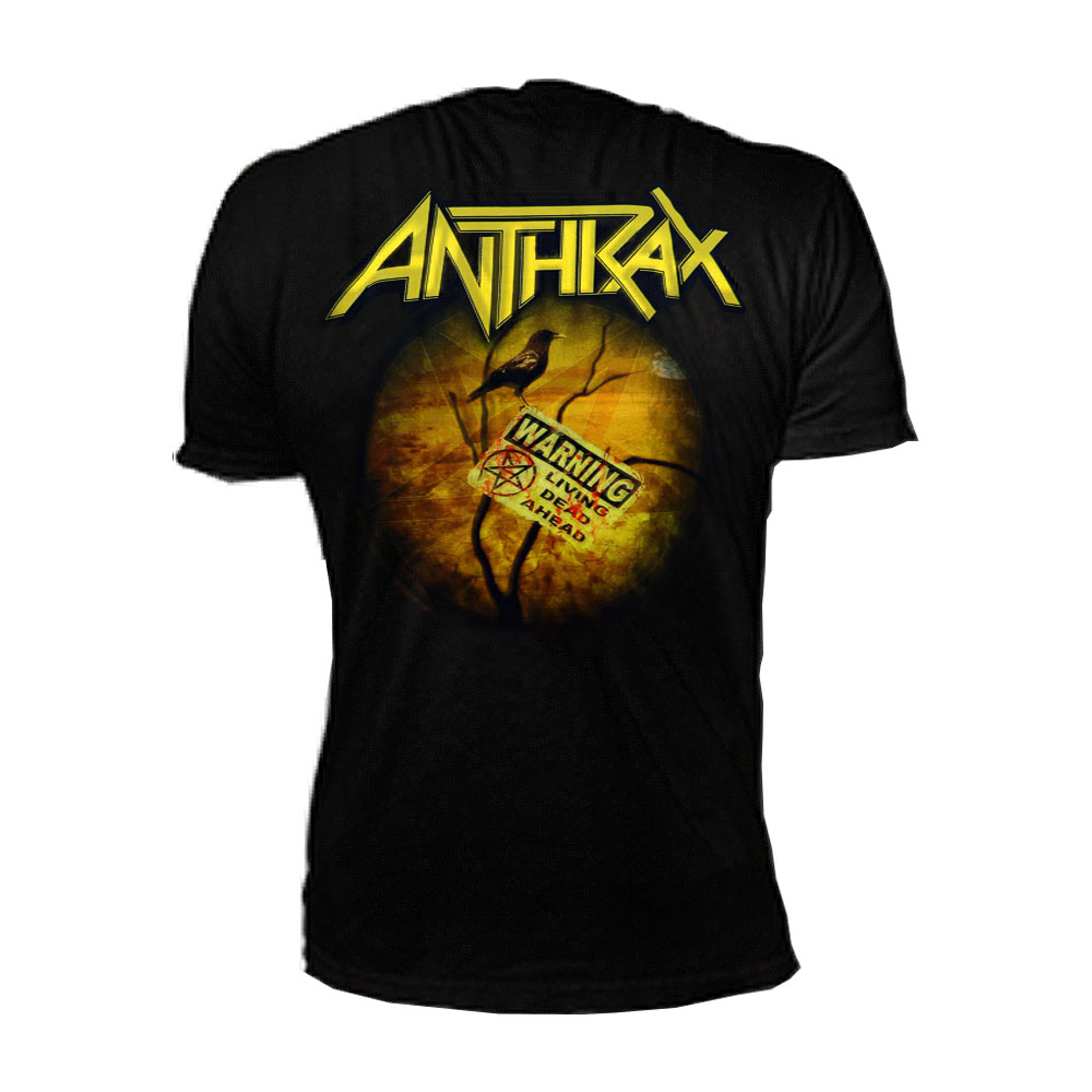 Anthrax - Among The Living Dead