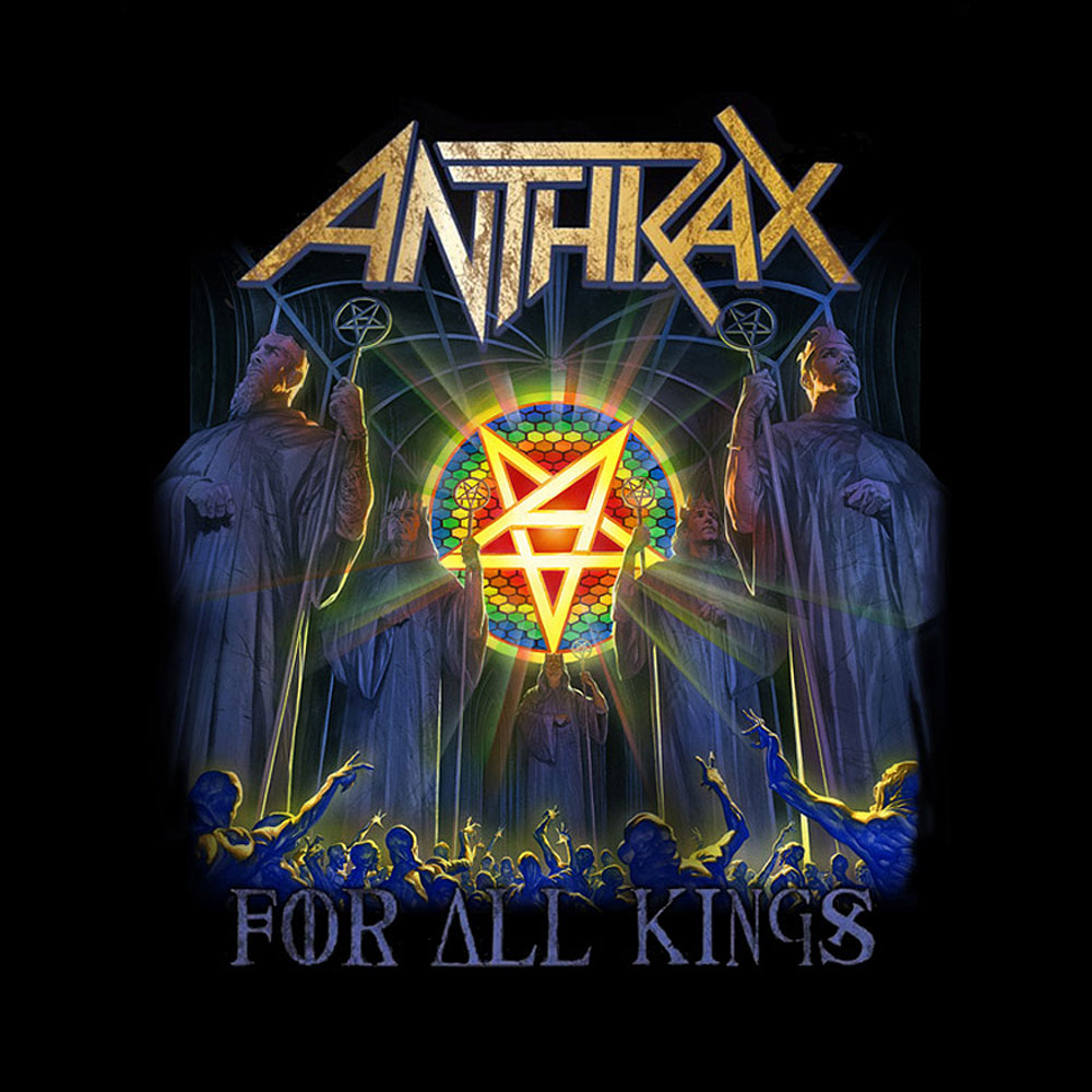 Anthrax - For All Kings (Black)