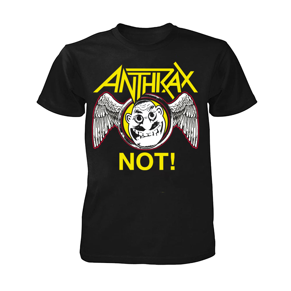 Anthrax - Not Wings (Yellow)