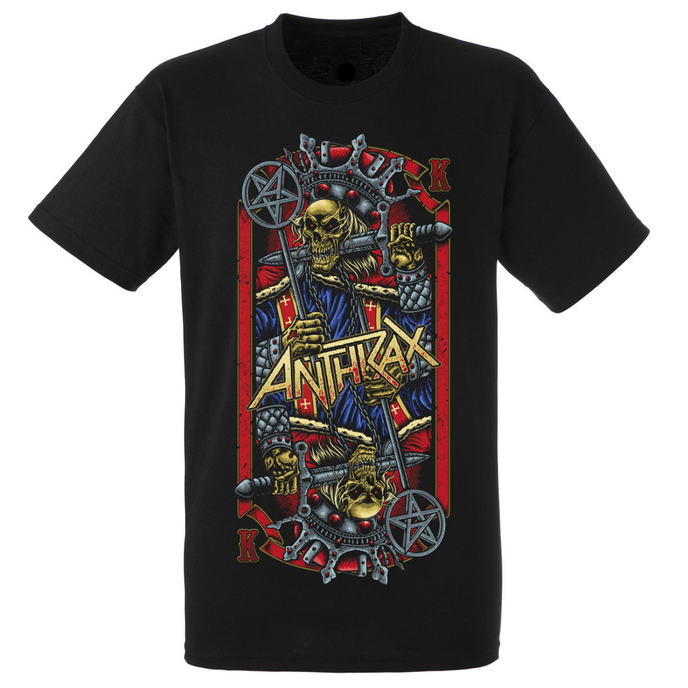 Anthrax - Evil Kings