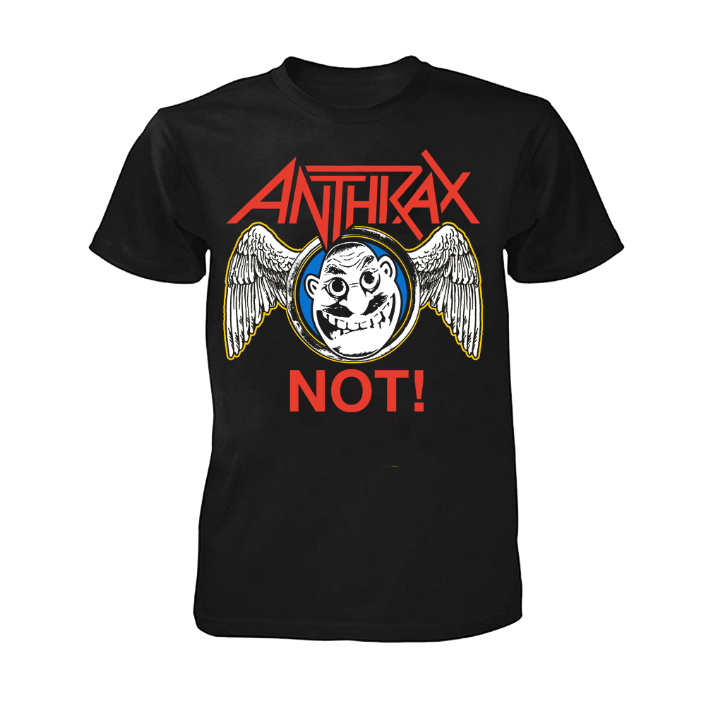 Anthrax - Not Wings (Red)