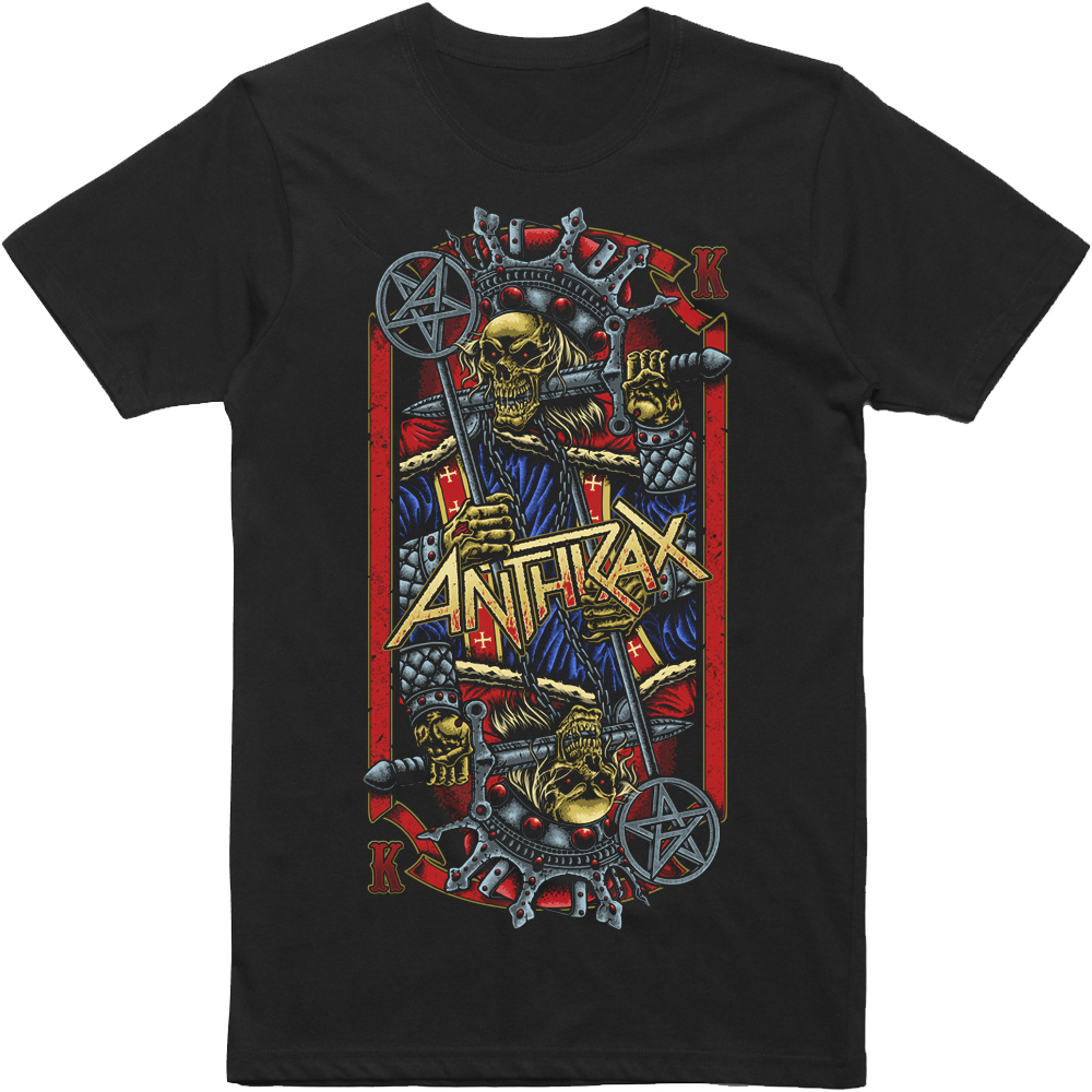 Anthrax - Evil Kings World Tour