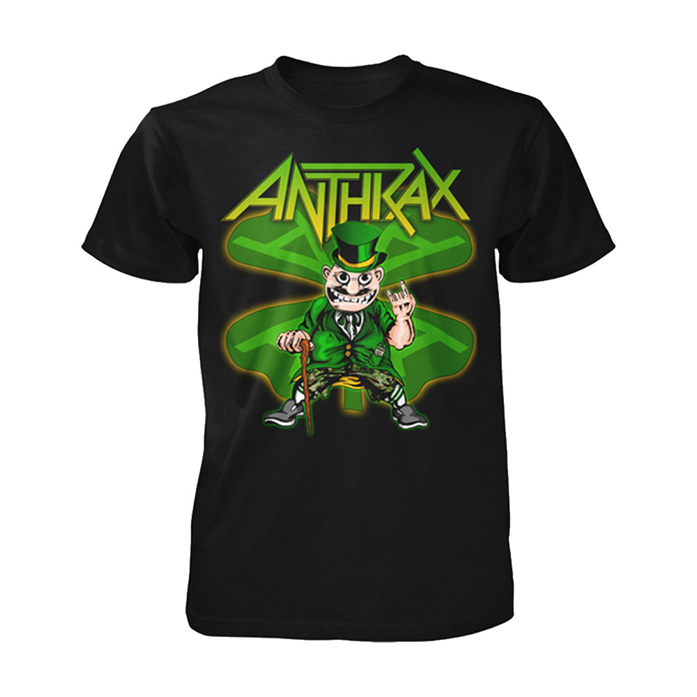 Anthrax - St.Notman St.Patricks