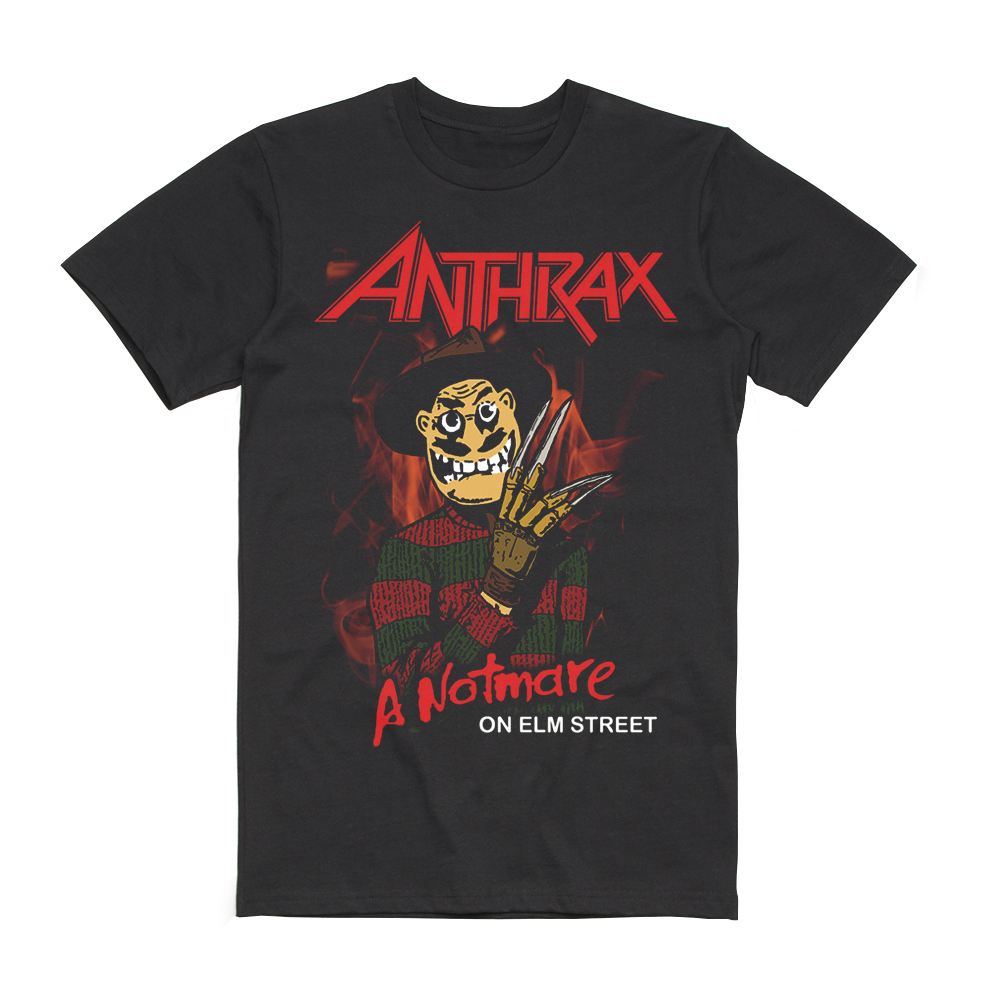Anthrax - Notmare On Elm Street Halloween
