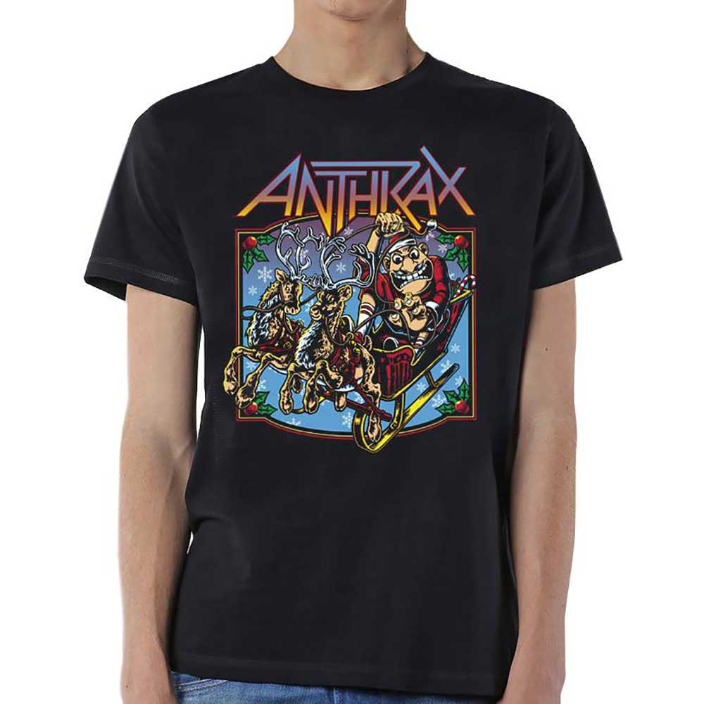 Anthrax - Christmas is Coming