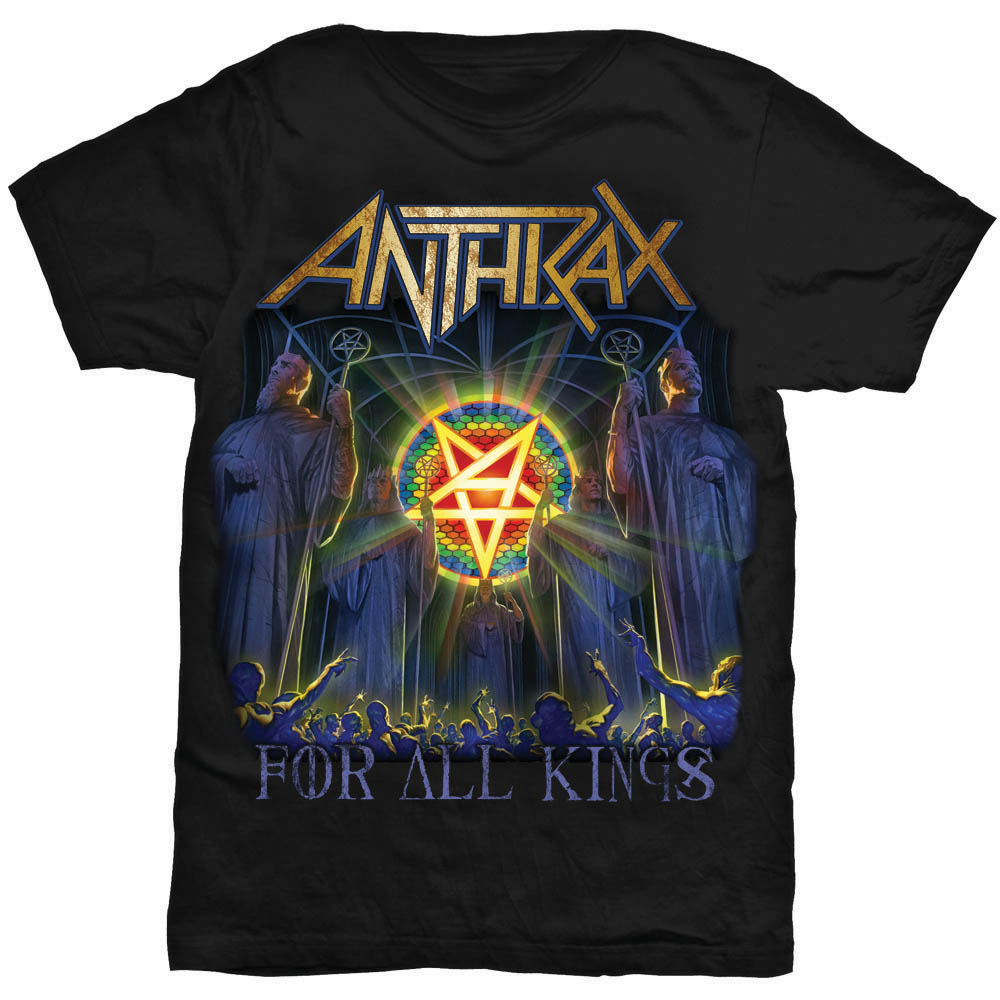 Anthrax - All Kings Cover