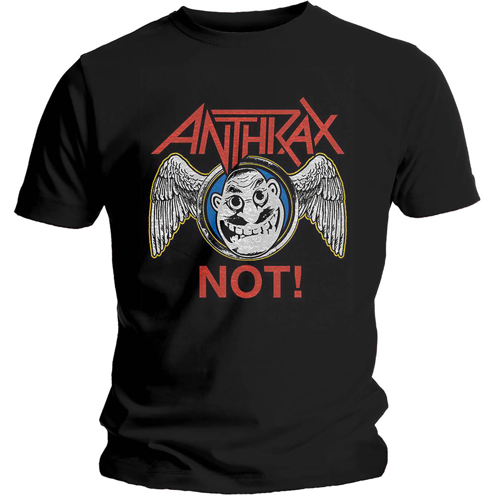 Anthrax - Not Wings