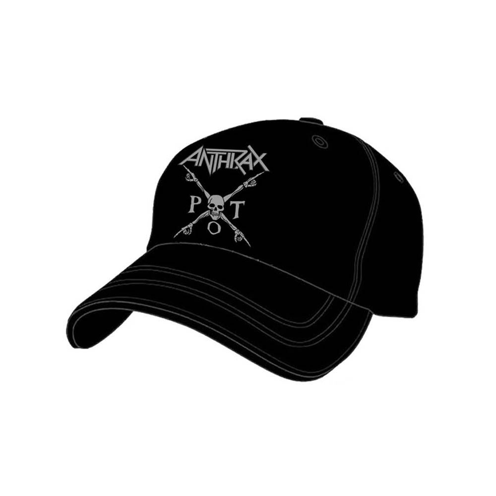 Anthrax - Persistence Cross Bones cap