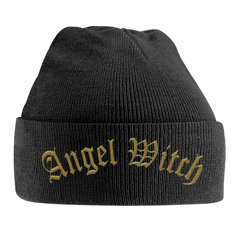 Angel Witch - Gold Logo (Embroidered)
