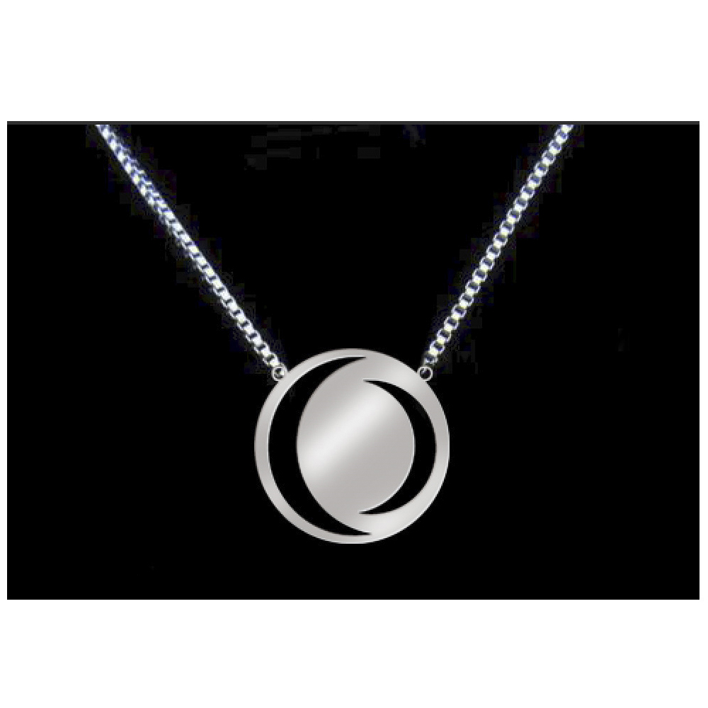 A Perfect Circle - Crescent Necklace